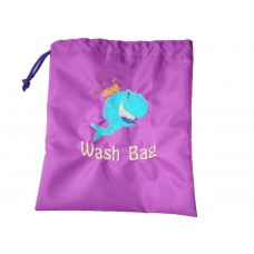 Personalised Embroidered Wash Bags