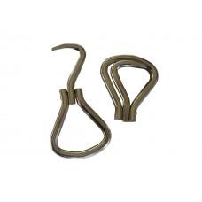 Metal Folding Hoof Pick