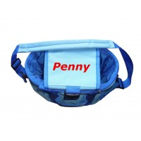 Personalised Embroidered Grooming Bag