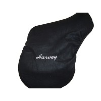 Personalised Embroidered Fleece Saddle Cover - Full Size