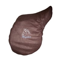 Personalised Embroidered Fleece Saddle Cover - Pony Size